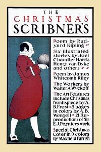 The Christmas Scribner's by Edward Penfield