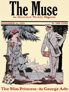 The Muse Journal, November 24, 1906 by Edward Penfield