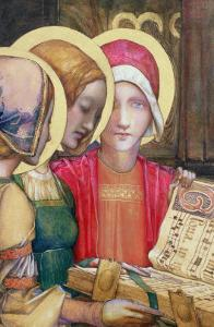 A Carol by Edward Reginald Frampton