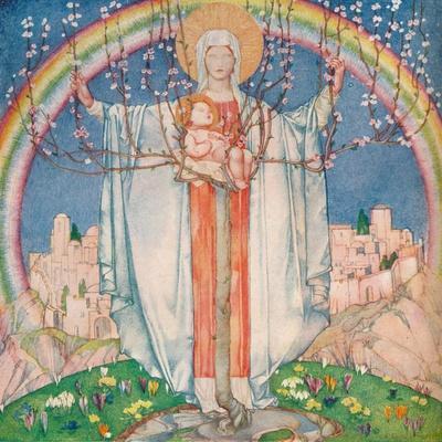 La Madonna Di Promessa, C1890-1914, (1914)