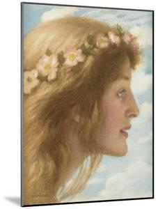 Day (Pencil and Watercolour) by Edward Robert Hughes