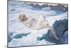 Heart of Snow, 1907 by Edward Robert Hughes