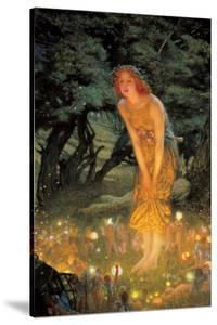 Midsummer Dream by Edward Robert Hughes