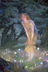 Midsummer Eve, C1871-1914 by Edward Robert Hughes