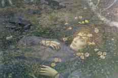 Night, C.1880-85-Hughes Edward Robert-Giclee Print