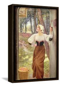Tithe in Kind by Edward Robert Hughes