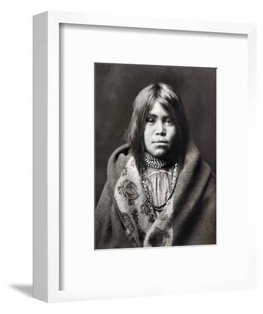 Apache Girl, C1903