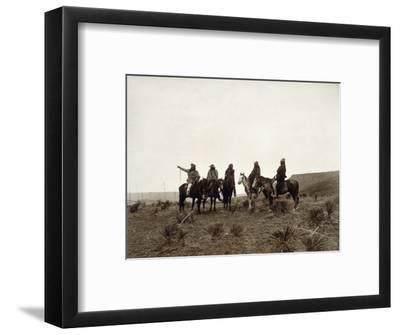 Apache Men, c1903