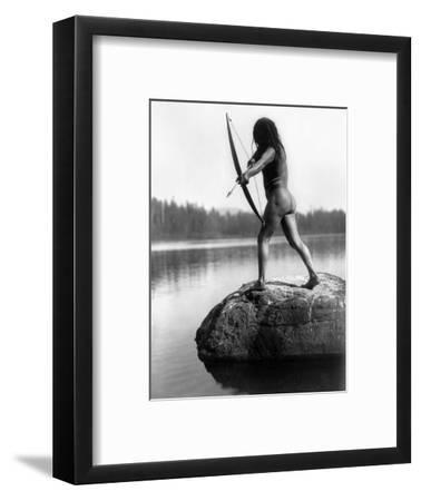 Archery: Nootka Indian