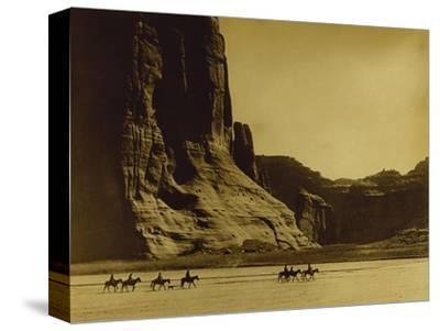 Canon De Chelly, Arizona, Navaho (Trail of Tears)