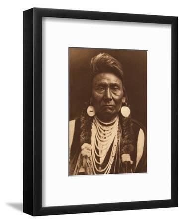 Chief Joseph-Nez Perce, 1903