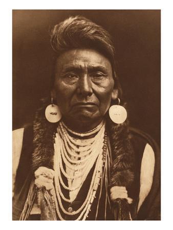 Chief Joseph-Nez Perce, 1903