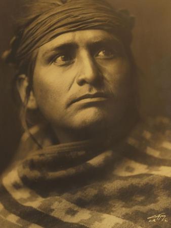 Chief of the Desert, Navaho