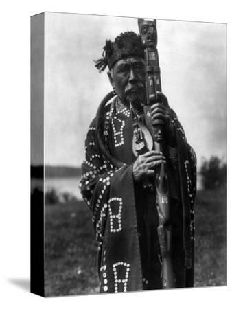 Kwakiutl Chief, C1914