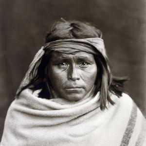 Native American, C1903 by Edward S^ Curtis