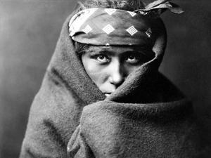 Navajo Boy, C1904 by Edward S^ Curtis