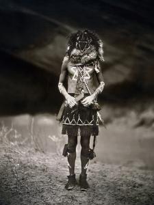 Navajo Ritual, C1904 by Edward S^ Curtis