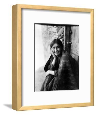Navajo Woman, 1904