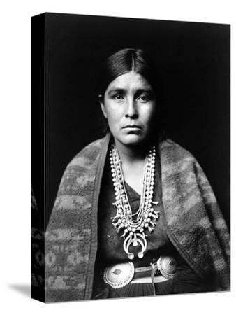 Navajo Woman, C1904