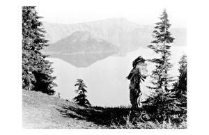 Northwest Nez Perc by Edward S^ Curtis