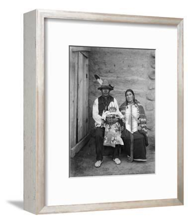 Sioux Family, C1908
