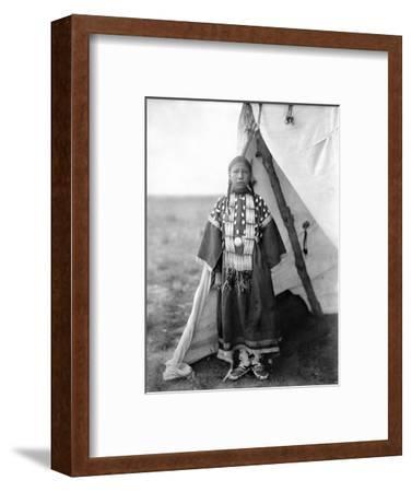Sioux Girl, C1905