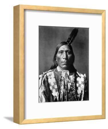 Sioux Man, C1907