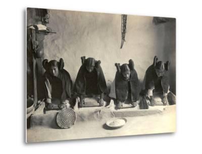 The Hopi Mealing Trough
