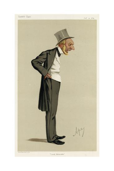 Edward S. Gordon, Vanity Fair-Carlo Pellegrini-Giclee Print