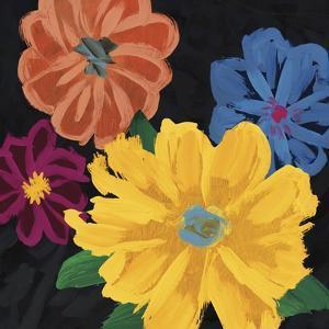 Budding Flowers I by Edward Selkirk