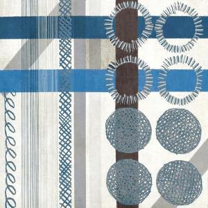 Folk Patchwork I by Edward Selkirk