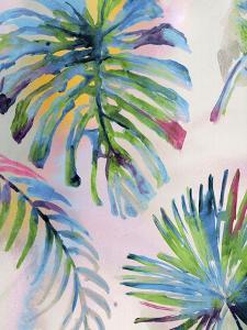Four Leaf Palm by Edward Selkirk