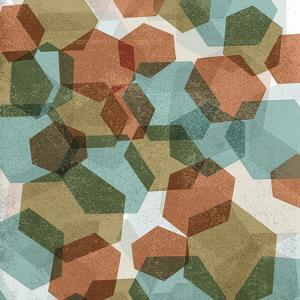 Hexagon Composition I by Edward Selkirk