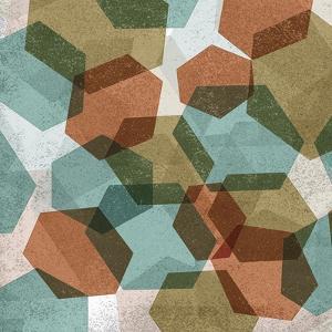 Hexagon Composition II by Edward Selkirk