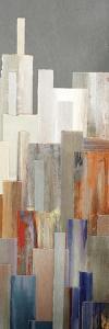 Hilltop Cityscape III by Edward Selkirk