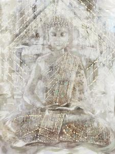 Ivory Buddha by Edward Selkirk
