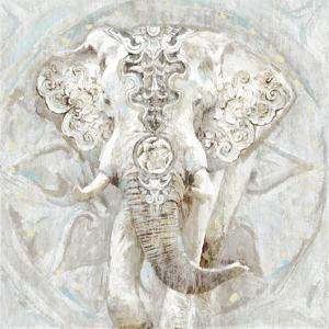 Ivory Elephant I by Edward Selkirk