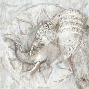 Ivory Elephant II by Edward Selkirk
