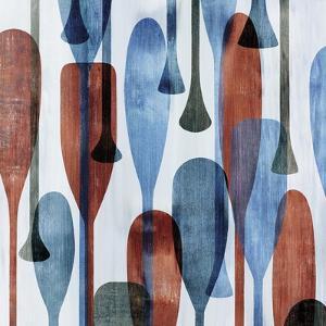 Paddles II by Edward Selkirk