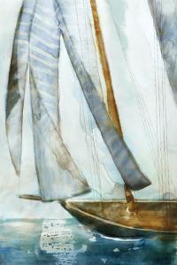 Sailboat Blues I by Edward Selkirk
