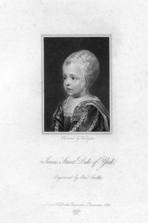 James Stuart, Duke of York
