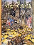 The New Yorker Cover - November 3, 1997-Edward Sorel-Premium Giclee Print