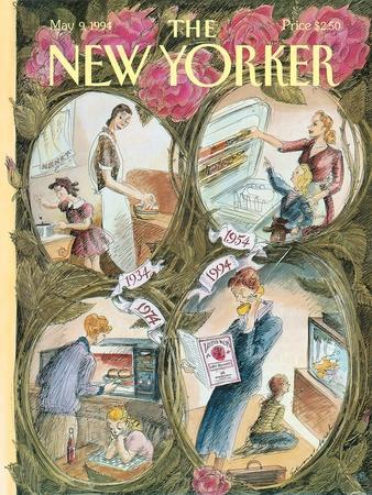 The New Yorker Cover - May 9, 1994