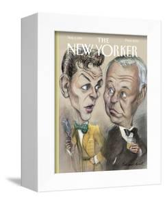 The New Yorker Cover - November 3, 1997 by Edward Sorel