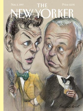 The New Yorker Cover - November 3, 1997