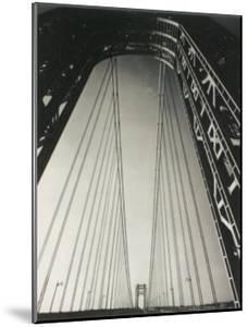 George Washington Bridge by Edward Steichen