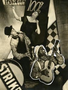Vanity Fair - April 1925 by Edward Steichen