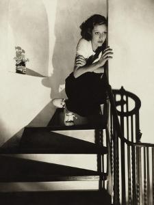 Vanity Fair - October 1932 by Edward Steichen