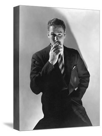 Vogue - April 1936 - Errol Flynn