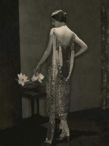 Vogue - February 1925 by Edward Steichen